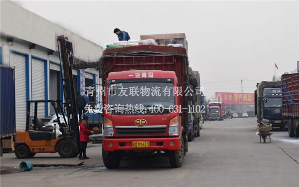 青州到上海车队物流-口碑好的山东青州到上海速递推荐