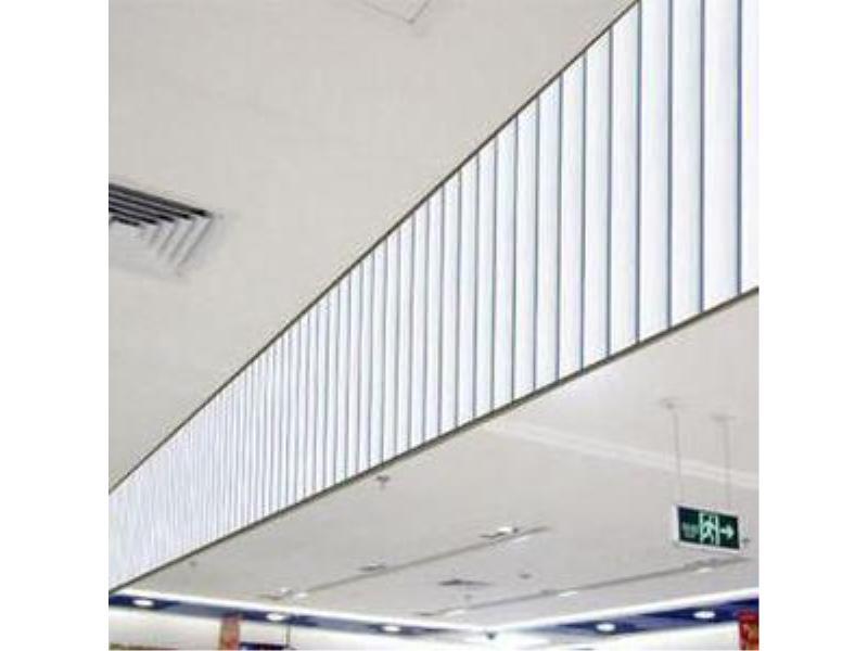 挡烟垂壁批发价格_挡烟垂壁刚质帘片专业报价