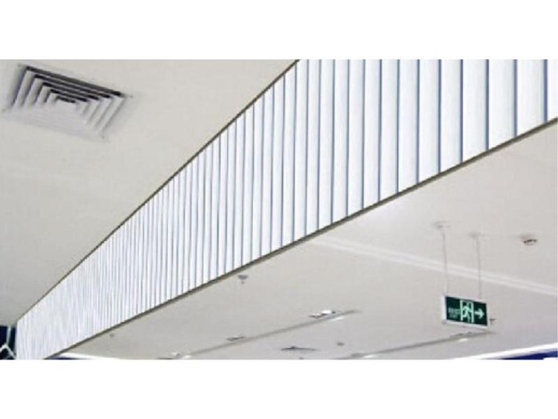 寧德擋煙垂壁批發-品質擋煙垂壁剛質簾片_優選廣盛消防