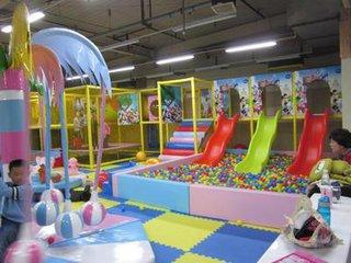 价格合理的室内儿童乐园