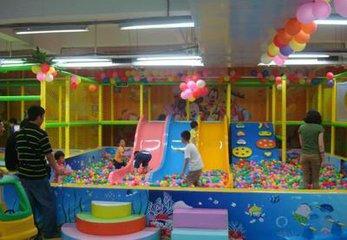 如何加盟室內兒童樂園