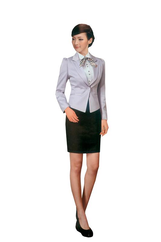 西安职业装定制-选购西安职业装当选美亿服饰