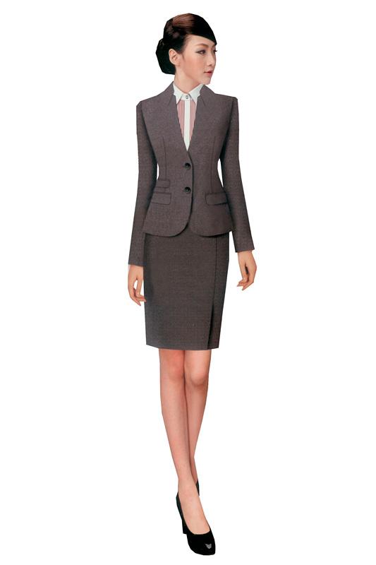 西安职业装品牌-哪里可以买到前卫西安职业装