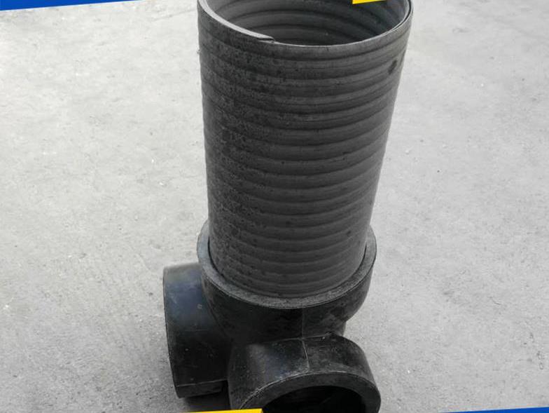合肥、淮北、亳州、宿州、蚌埠、阜陽、淮南、六安hdpe雙壁纏繞管廠_蘇州HDPE承插式雙壁纏繞管知名廠商