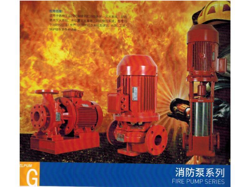 泉州区域专业的消防泵——罗源消防泵