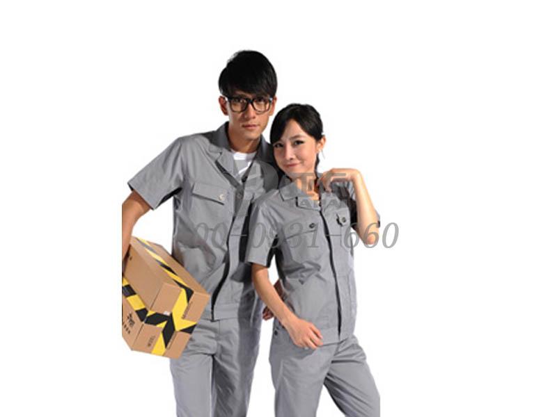 白银工作服|上甘肃亚派服饰,买好的工作服