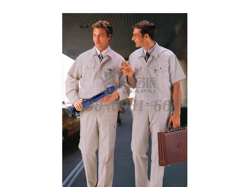 甘肃工作服订做|兰州工作服经销商
