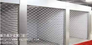 为您推荐晶宇金属门窗厂品质好的不锈钢网状门-九龙坡不锈钢网状