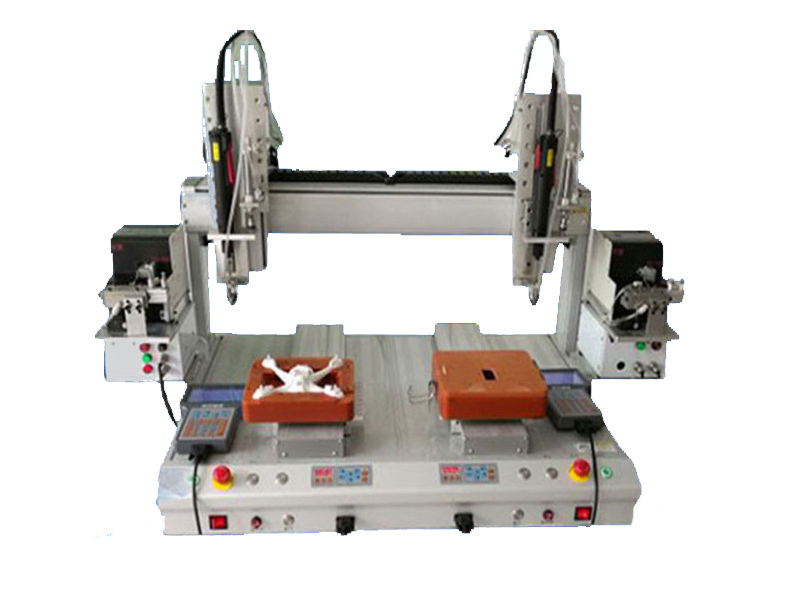 无锡自动锁螺丝机公司 专业的自动锁螺丝机厂家推荐