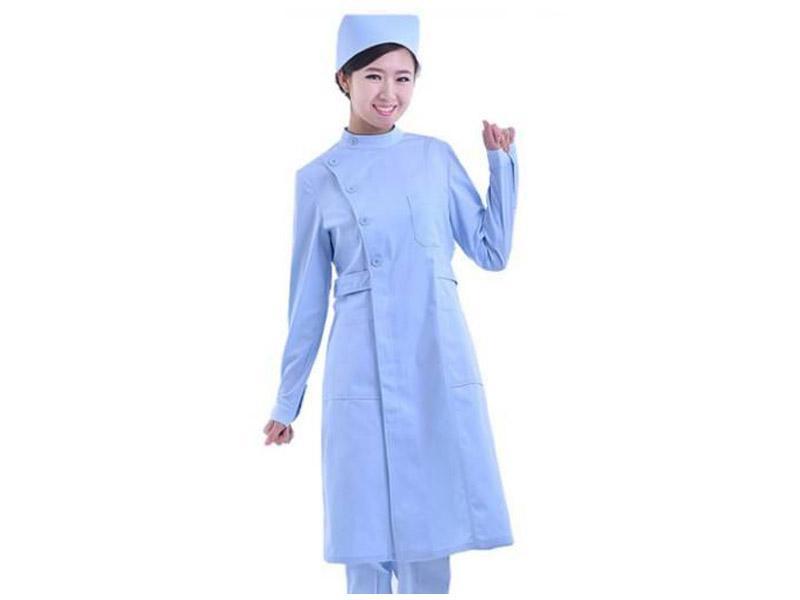 白银医院服定制-哪有具有口碑的医生服定制厂家