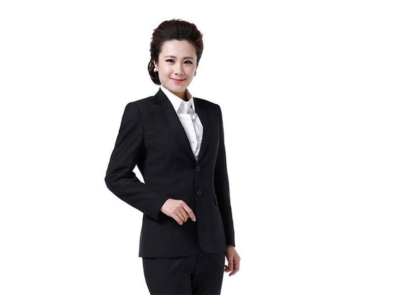 甘南职业装-兰州各类样式职业装批发出售
