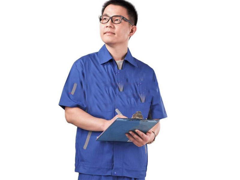 定西工作服订做-信誉好的工作服供应商_兰州金鸿雁服饰
