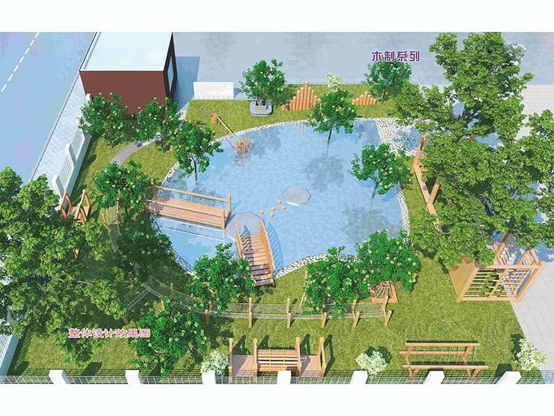 白银幼儿园塑胶地板_甘肃制作精巧的幼儿园游乐设备供应