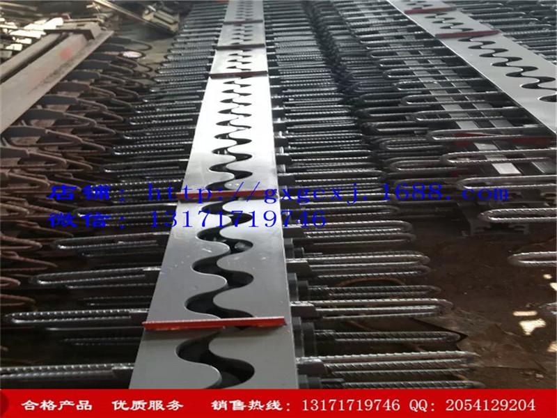 320型梳形伸缩缝的价格范围如何 厂家直销的320型梳形伸缩缝