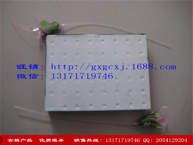 新品矩形四氟板式橡胶支座哪里买 湖北矩形四氟板式橡胶支座