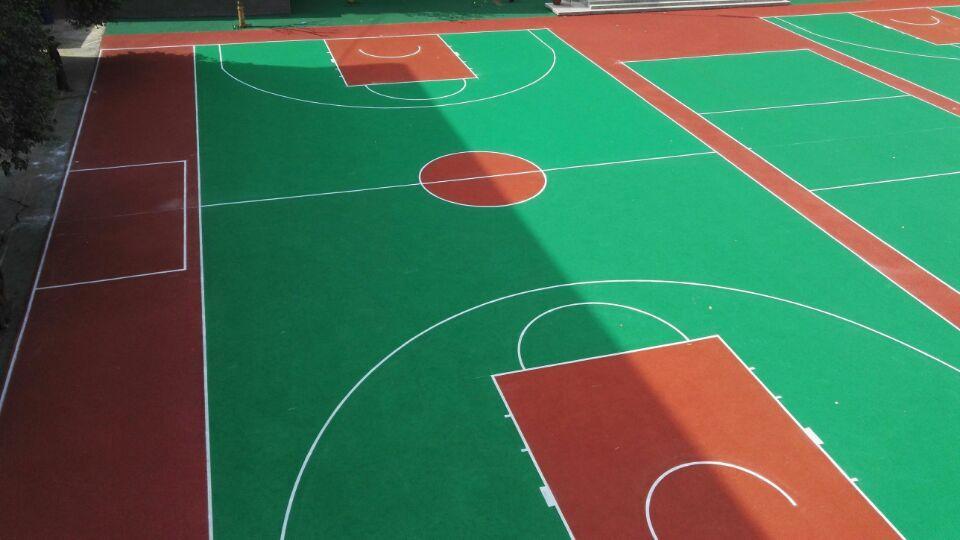 塑胶球场厂家供应商-四川专业的塑胶球场供应