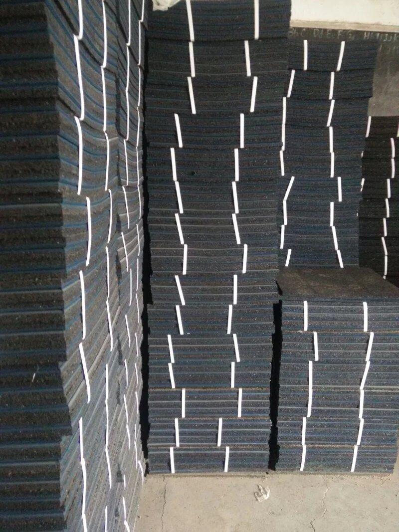 西昌塑胶地板批发-成都有品质的操场室外安全橡胶地垫