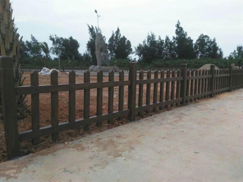 白银仿木廊架-兰州优惠的仿木廊架供应