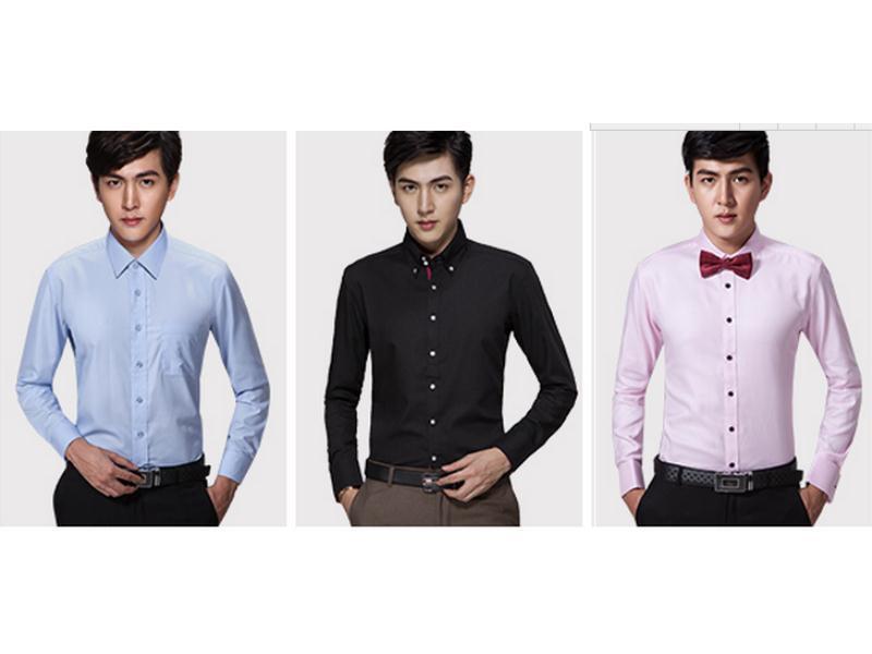 供应优良的男式衬衫推荐-泉州男式衬衫批发
