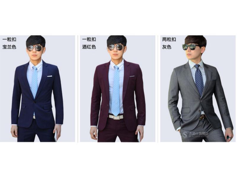 想买有品质的男式西装,就到森友制服,男式西装专业定制