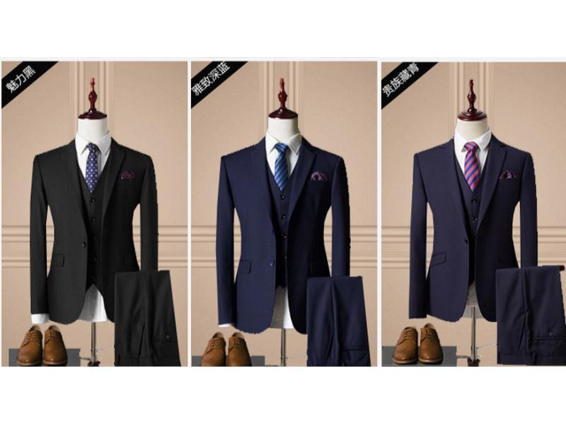 生产|新颖潮流的男式西装推荐