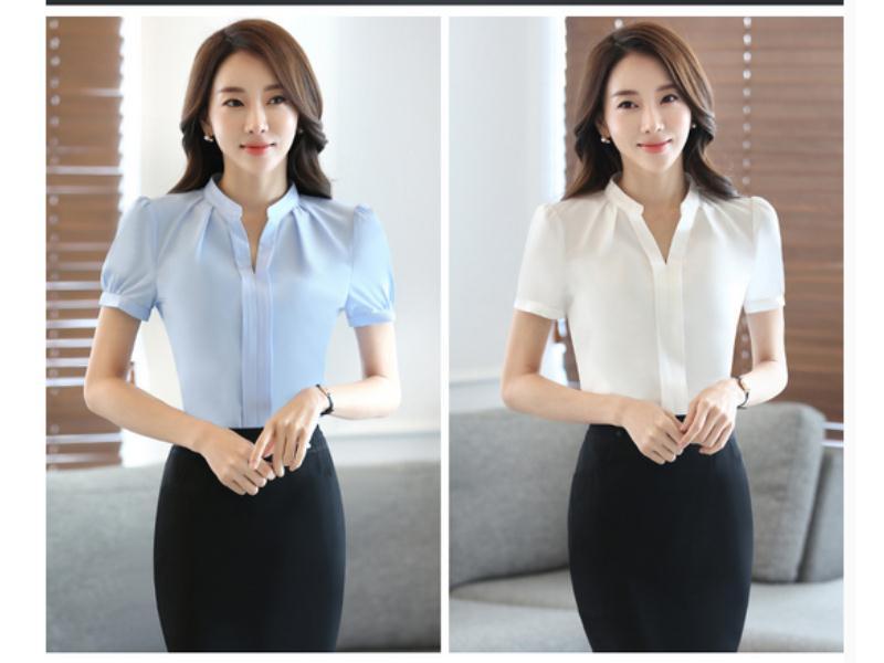 实惠物美的女式短袖衬衫推荐 福建女式短袖衬衫