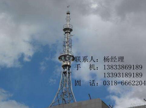 插接式单管塔厂家_河北哪里有供应耐用的插接式单管塔