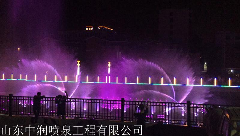 光亮喷泉设计 为您推荐中润喷泉不错的光亮喷泉
