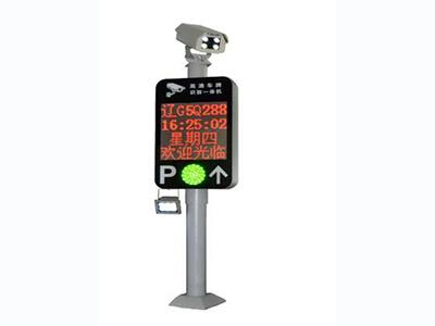 兰州智能停车场管理系统 声誉好的车牌识别系统供应商当属德盛智能科技工程