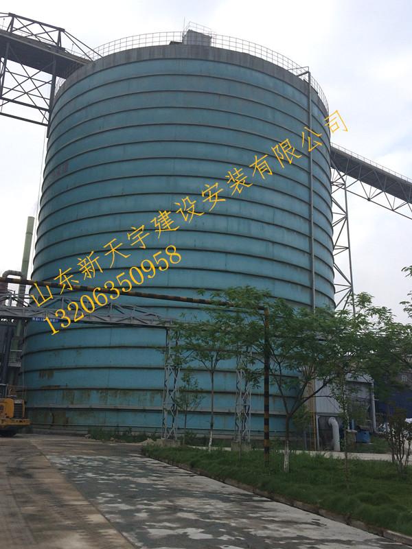 聊城专业的钢板仓供应商_钢板仓公司