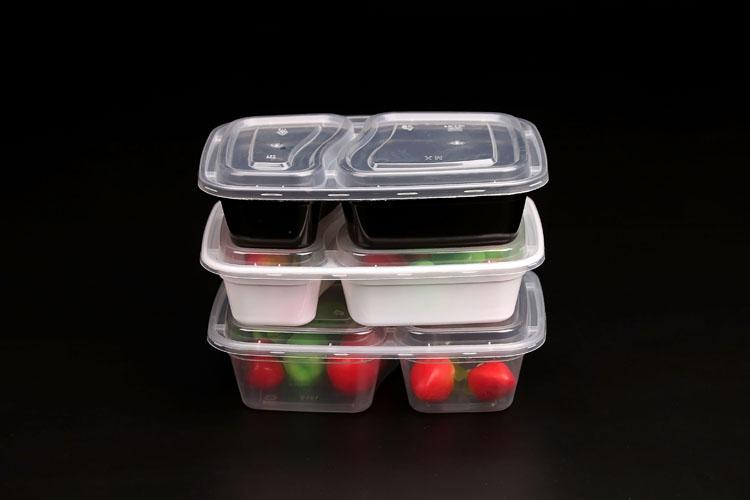 广州地区质量好的1000ml二格盒 ——好用的打包盒