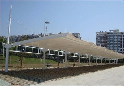 河南体育场膜结构-专业的膜结构建造
