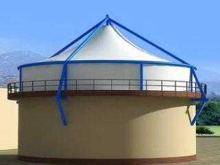 广场膜结构工程_安装膜结构优选星程膜结构