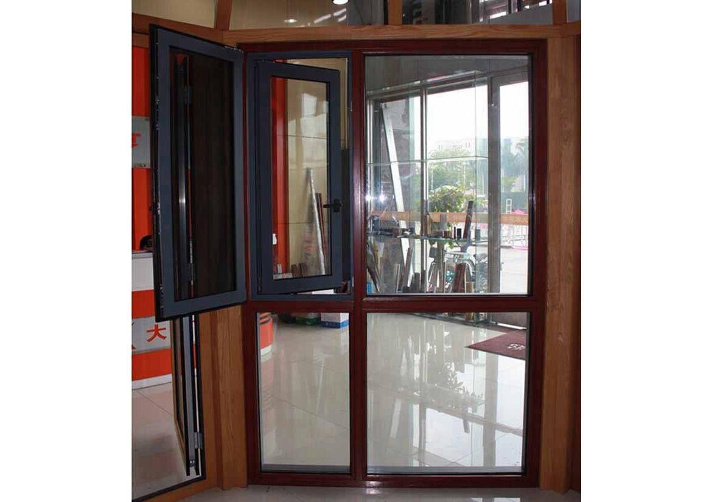 内平开铝木复合门窗_为您推荐旺源不锈钢制品厂有品质的铝木复合窗