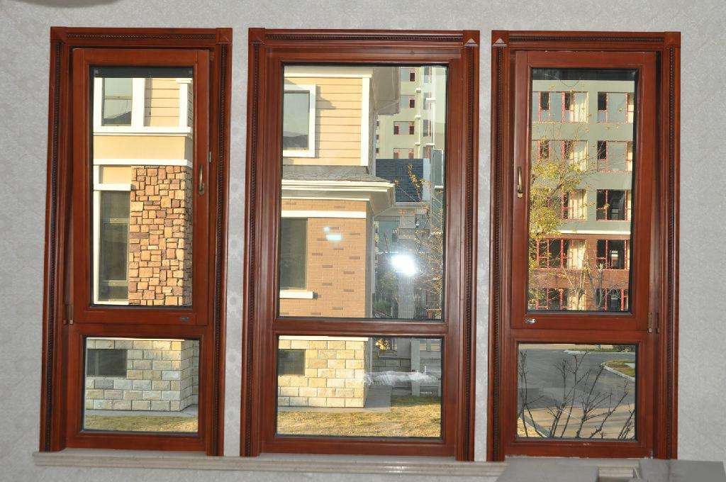 潍坊铝木金刚网一体窗生产-出售潍坊物超所值的铝木复合窗