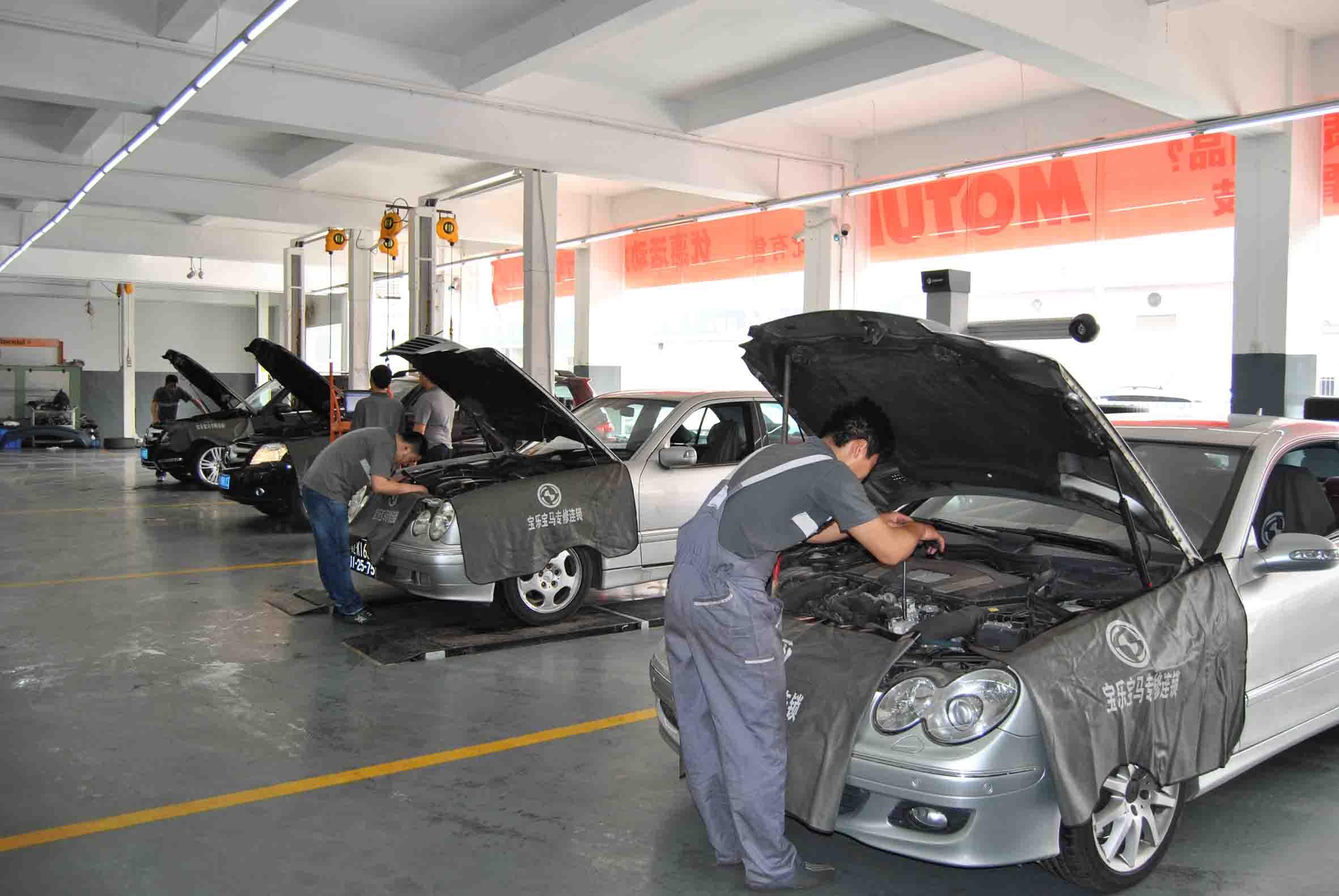 正航汽车维修提供的豪车专修服务品质好-变速箱坏了怎么办