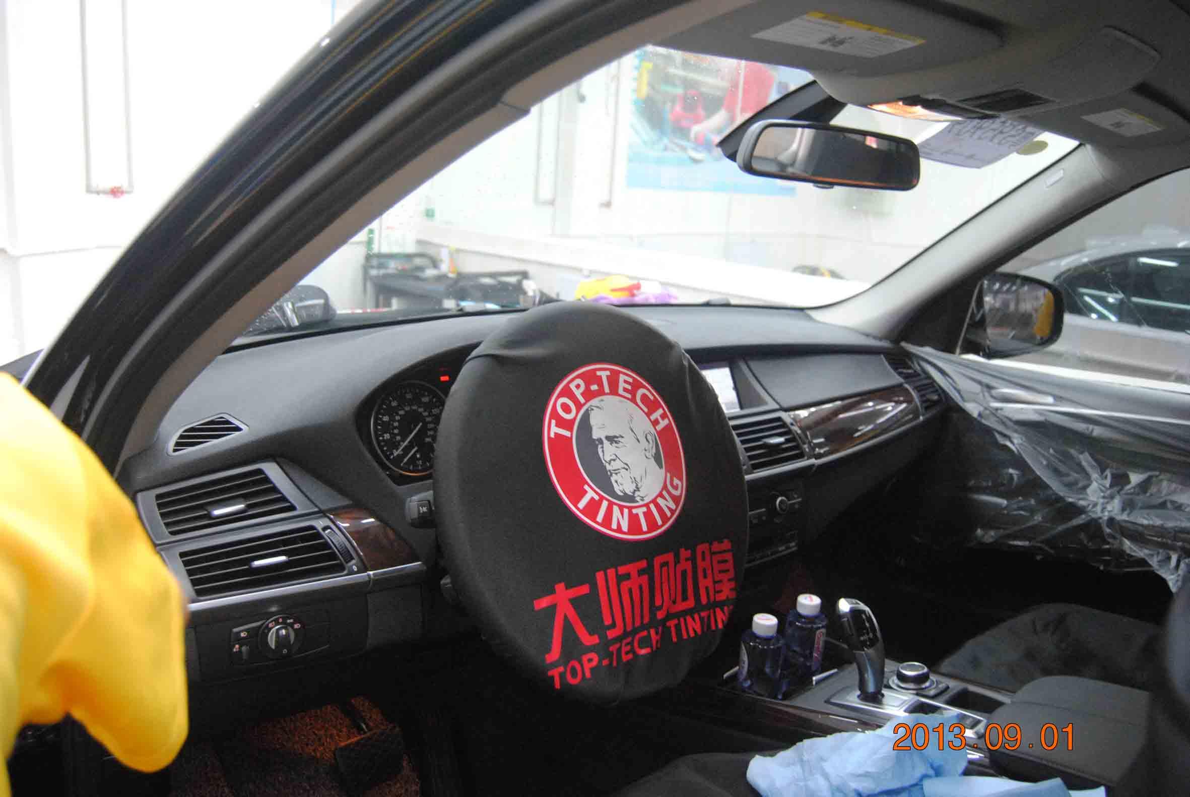 可信赖的汽车贴膜广东哪里有 ,均安宝马贴膜