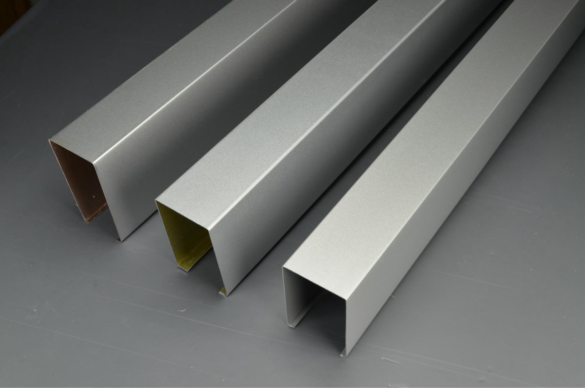 湖北木纹铝方通-大量供应热卖木纹铝方通