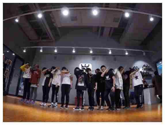 青海舞蹈培训室