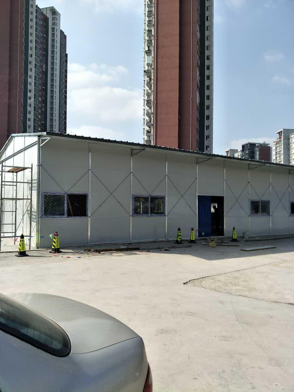 揚州活動房回收,揚州鋼結構廠房回收,揚州夾芯板回收。