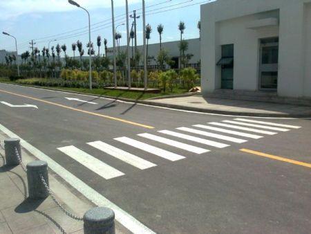 道路标线涂料的应用