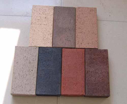 克拉玛依陶土砖哪家好-阿勒泰透水砖价格-阿勒泰透水砖批发