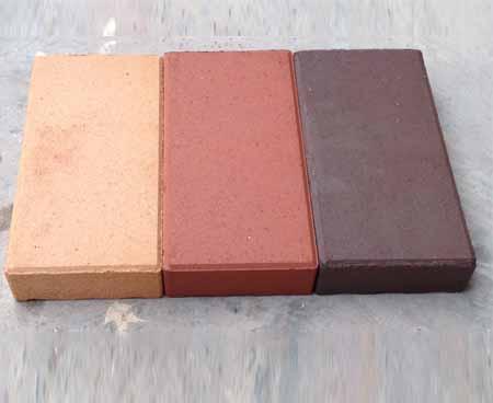 哈密陶土砖批发-昌吉透水砖尺寸-昌吉透水砖规格