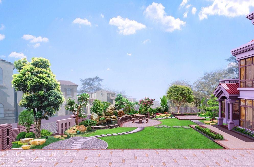 山东不错的绿化工程公司-景观工程