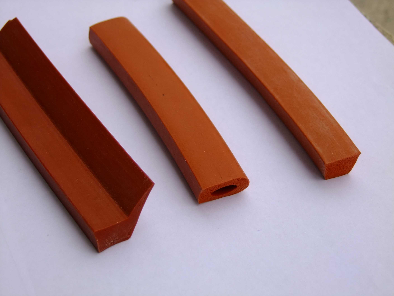 德润兴橡塑供应专业硅胶密封条 河北硅胶密封条报价