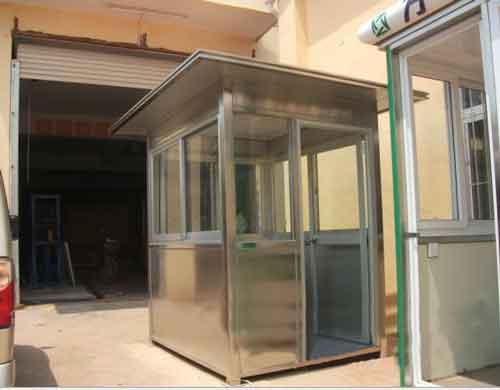 不锈钢岗亭价格——厦门地区实惠的不锈钢岗亭