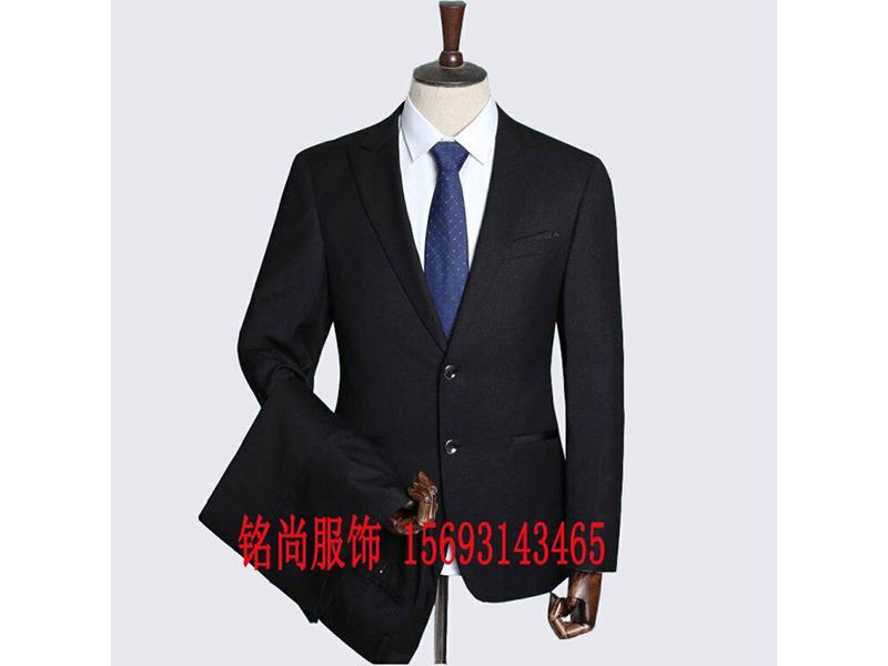 白银西服定做厂家-想买优惠的西服,就到铭尚服饰