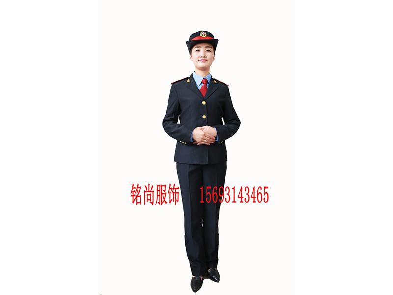 酒泉铁路制服定做-铭尚服饰专业供应西服