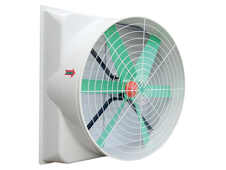 工业风扇作为车间泉州通风降温设备的安全注意事项