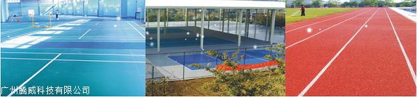 中国环保认证聚氨酯跑道 广东报价合理的球场材料供应商